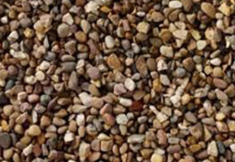 10mm Shingle aggregate